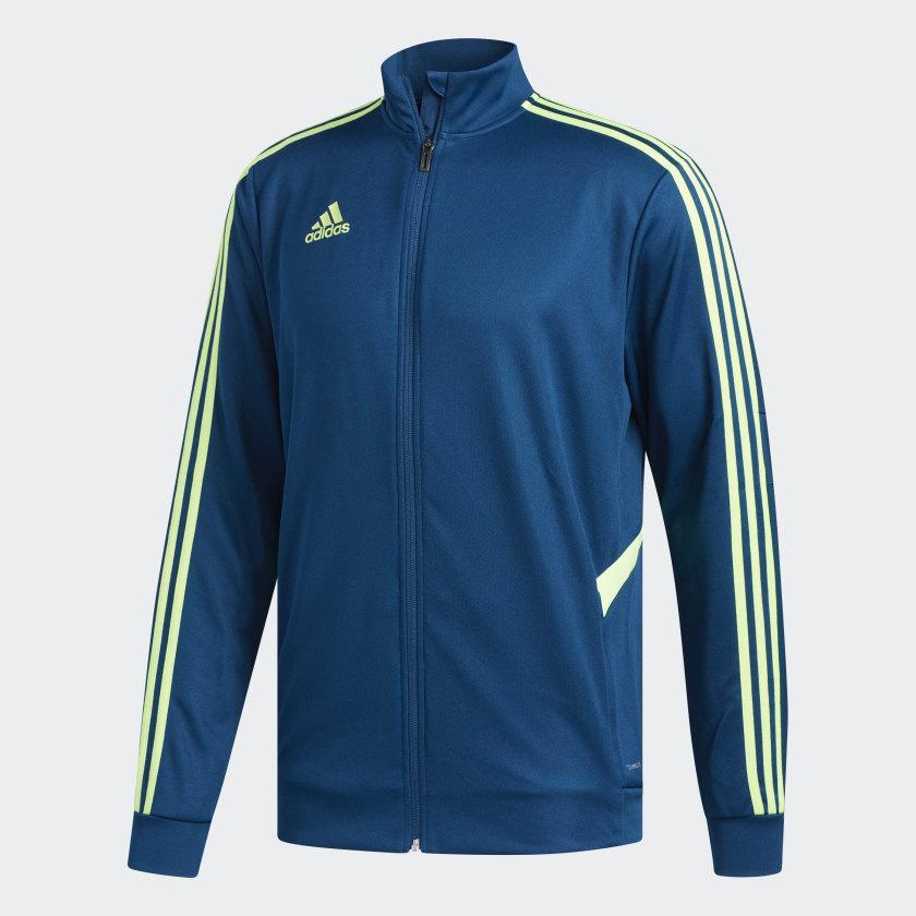 adidas-Tiro-Track-Jacket-Men-039-s thumbnail 11