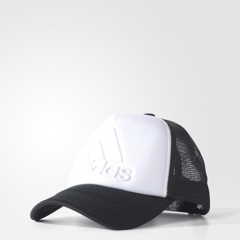 Jockey Trucker - Blanco adidas  7035eb9d103