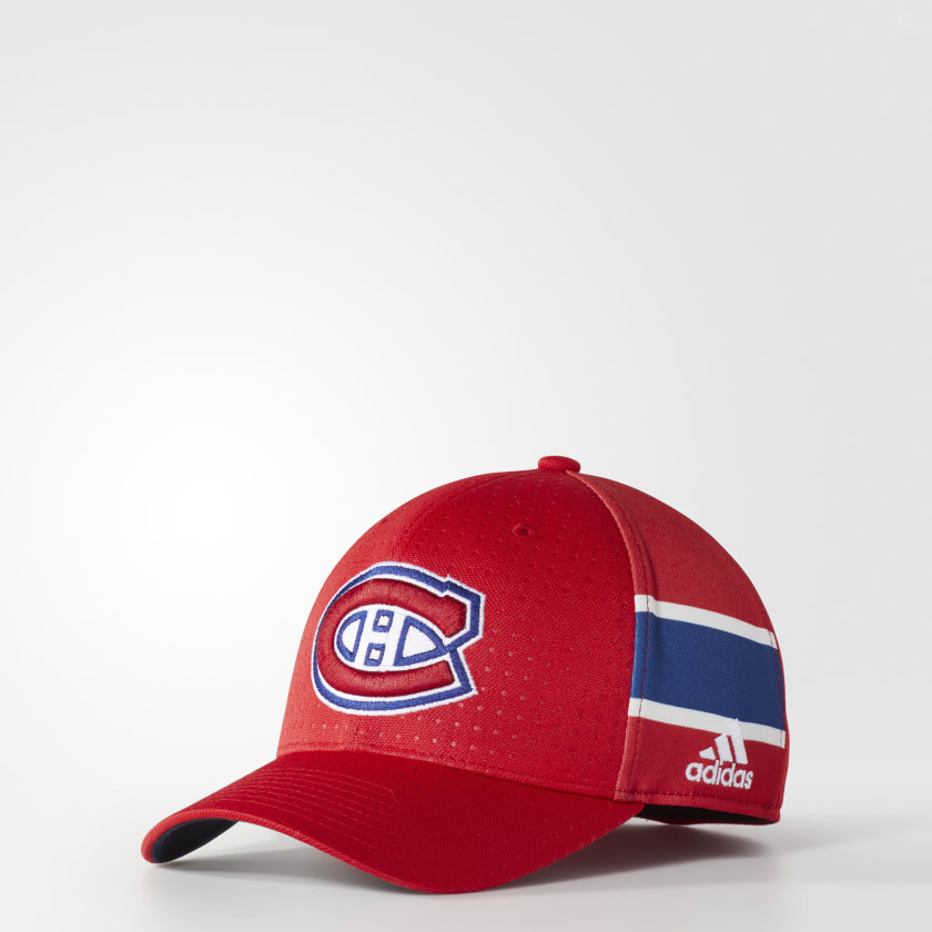 Canadiens Structured Flex Draft Hat