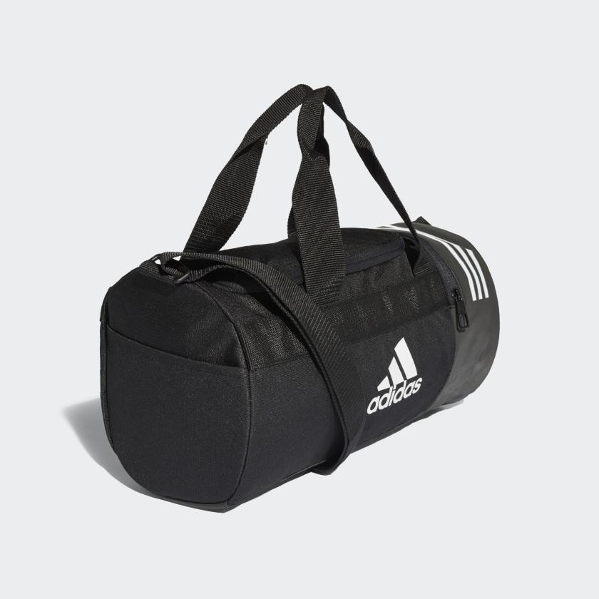 Convertible 3-Stripes Duffel Bag Extra Small