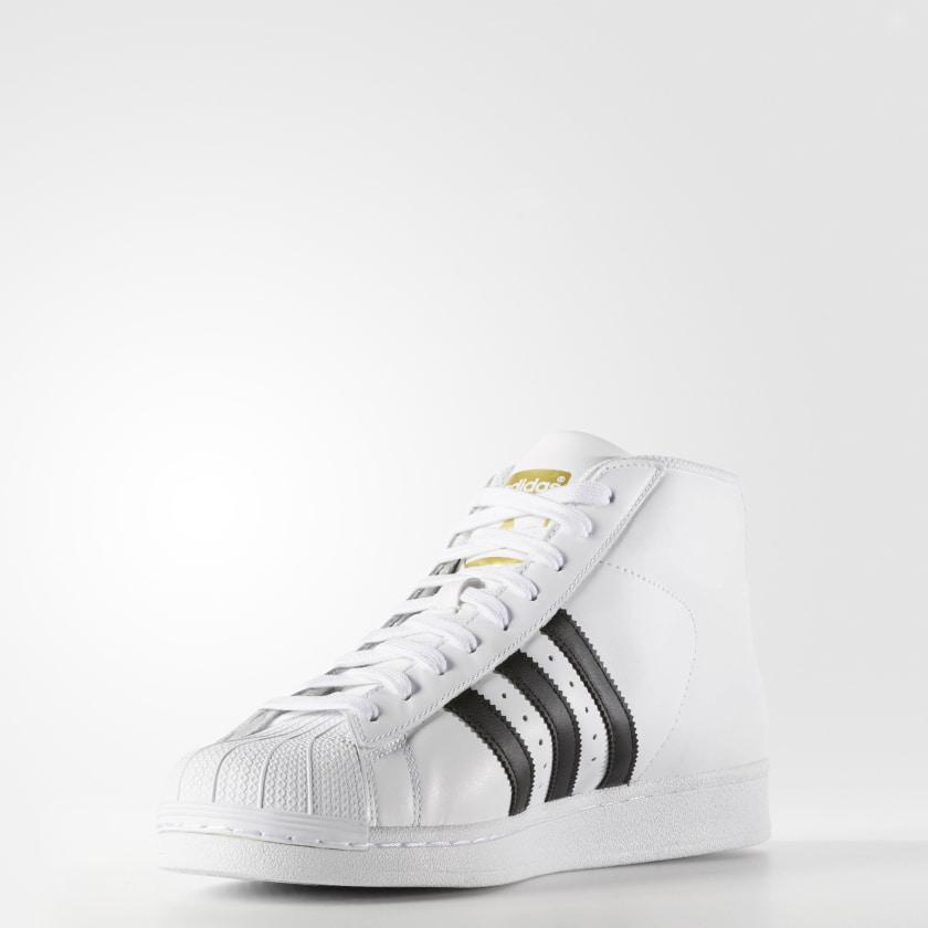 adidas-Originals-Pro-Model-Shoes-Men-039-s thumbnail 11