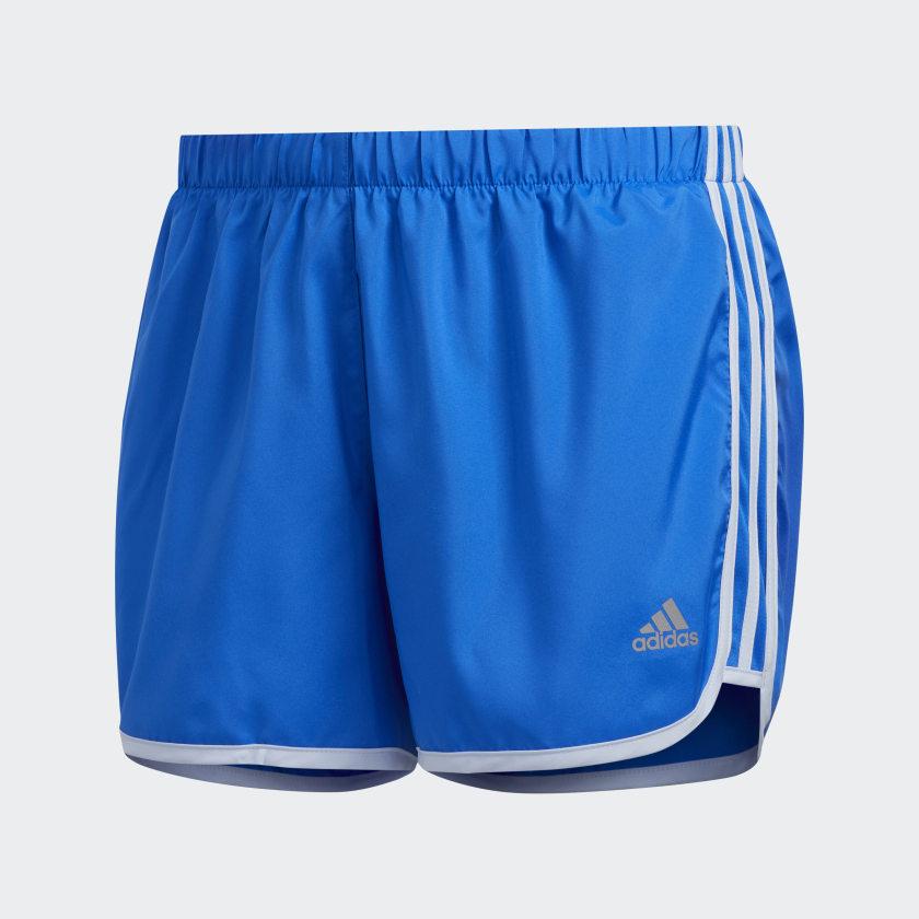 adidas-Marathon-20-Shorts-Women-039-s thumbnail 20