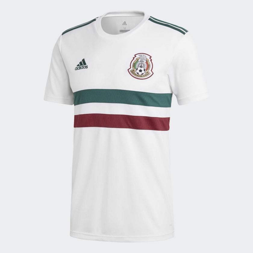 Adidas Men's Soccer Mexico Away Jersey