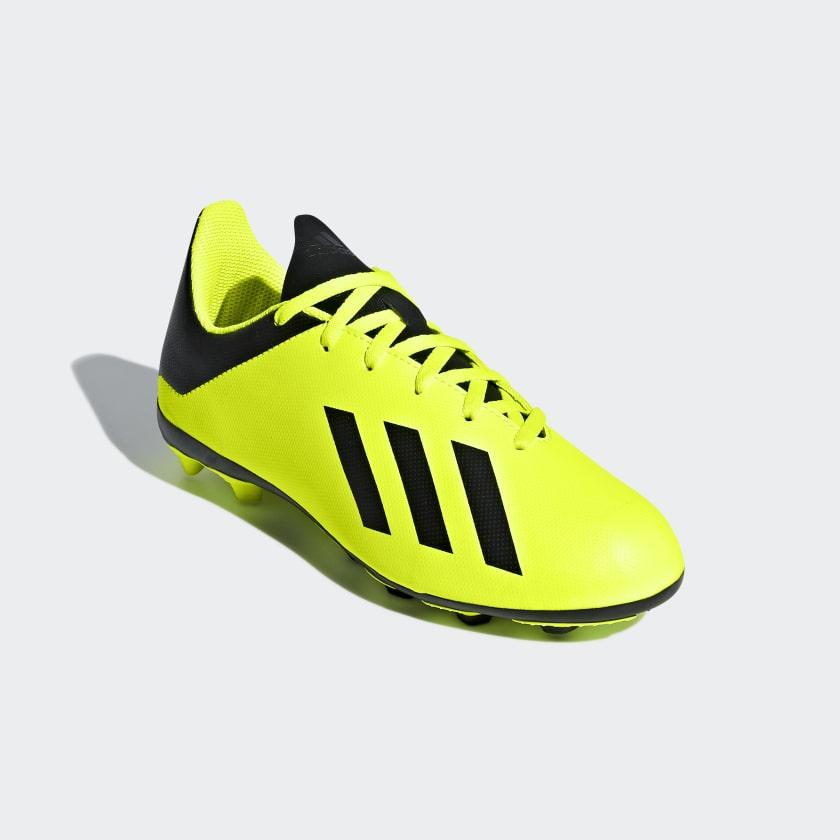 Calzado de fútbol X 18.4 Multiterreno Niño