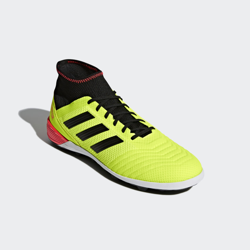 Zapatilla de fútbol Predator Tango 18.3 moqueta