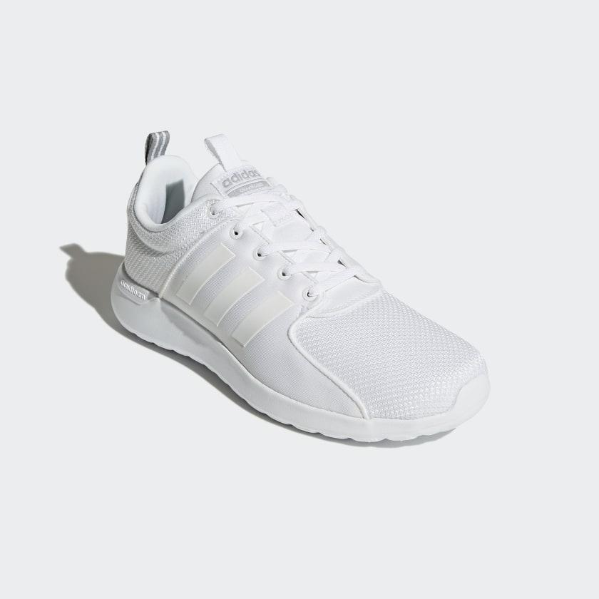 adidas Obuv Cloudfoam Lite Racer - bílá  12a6c8c9cb