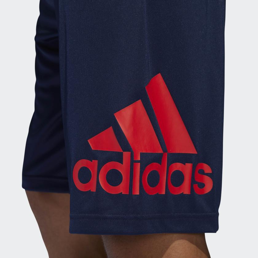 adidas-Crazylight-Shorts-Men-039-s thumbnail 11