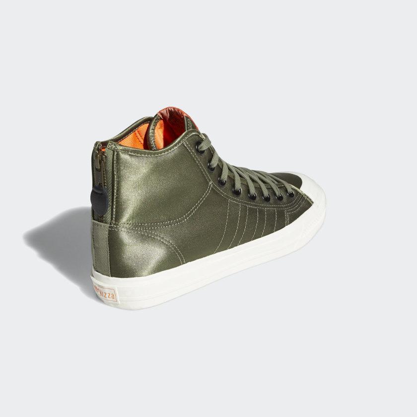thumbnail 12 - adidas-Originals-Nizza-Hi-RF-Shoes-Men-039-s