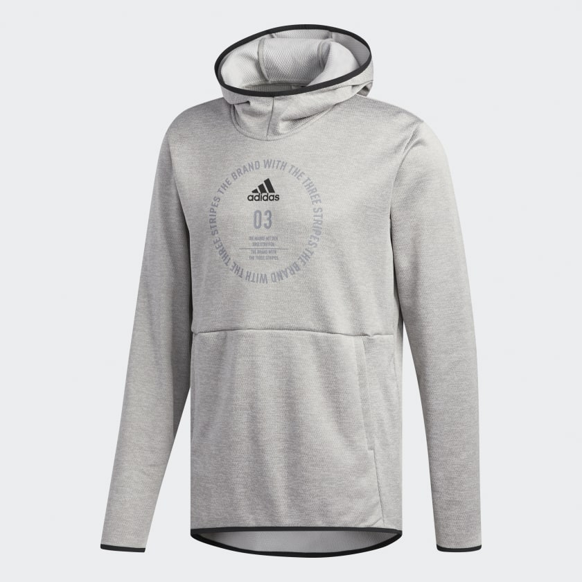 adidas-Team-Issue-Badge-of-Sport-Hoodie-Men-039-s thumbnail 12