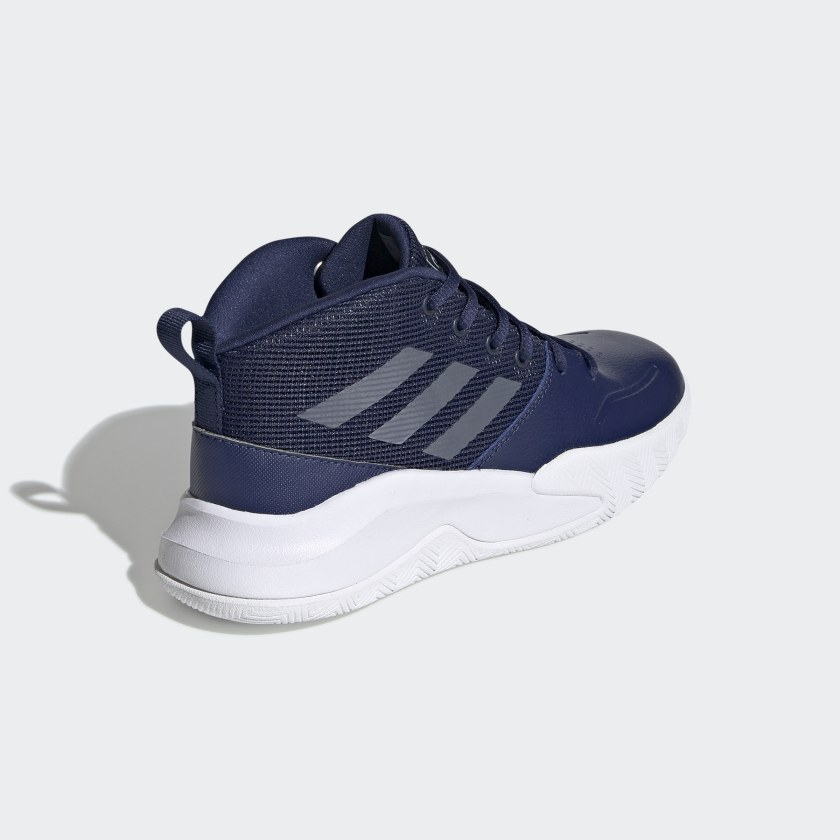 adidas-OwnTheGame-Wide-Shoes-Kids-039 thumbnail 18