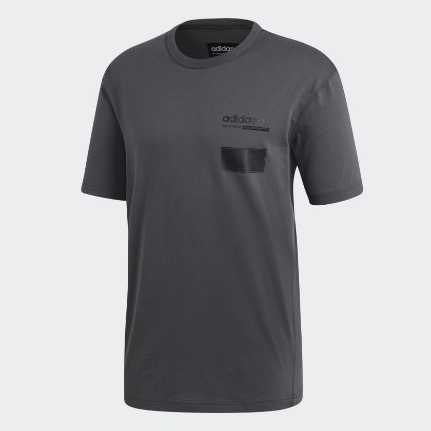 adidas-Kaval-Graphic-Tee-Men-039-s thumbnail 13