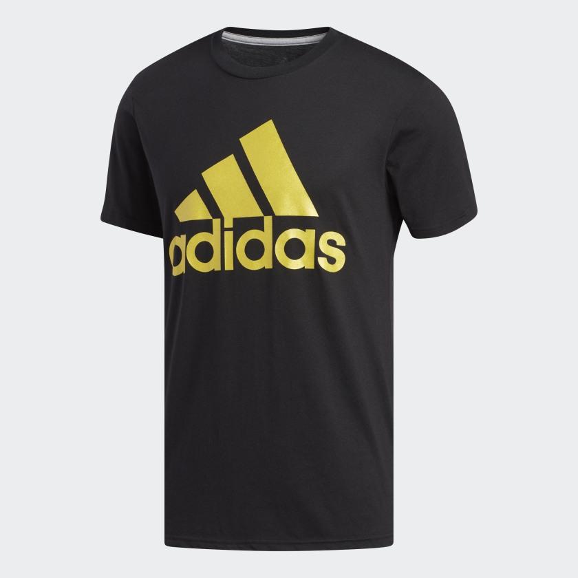 adidas-Badge-of-Sport-Classic-Tee-Men-039-s thumbnail 29