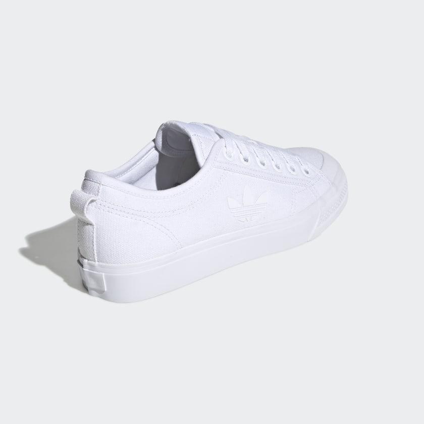 adidas-Originals-Nizza-Trefoil-Shoes-Women-039-s thumbnail 19