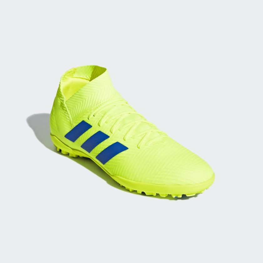 adidas Nemeziz Tango 18.3 Turf støvler Gul | adidas Denmark