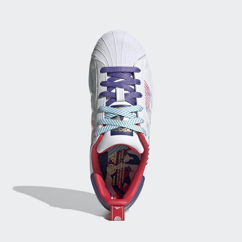 thumbnail 8 - adidas Originals Superstar Shoes Kids'