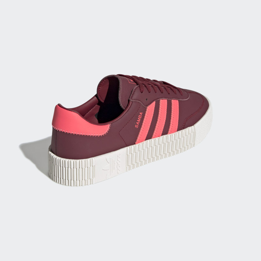 adidas-Originals-SAMBAROSE-Shoes-Women-039-s thumbnail 38