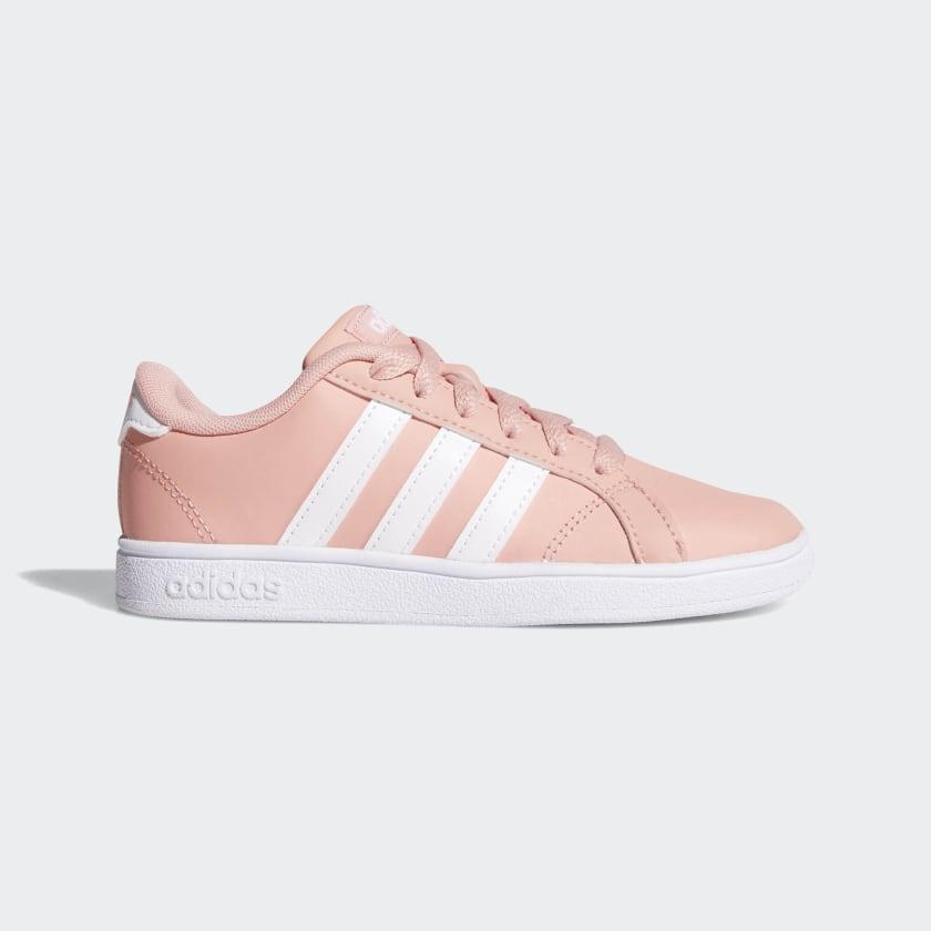 adidas-Baseline-Shoes-Kids-039 thumbnail 5