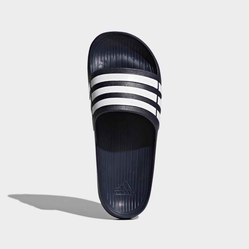 adidas-Duramo-Slides-Men-039-s thumbnail 21