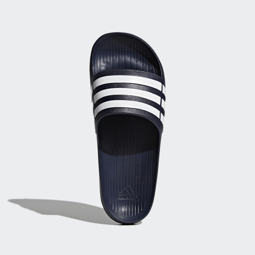 adidas-Duramo-Slides-Men-039-s thumbnail 21