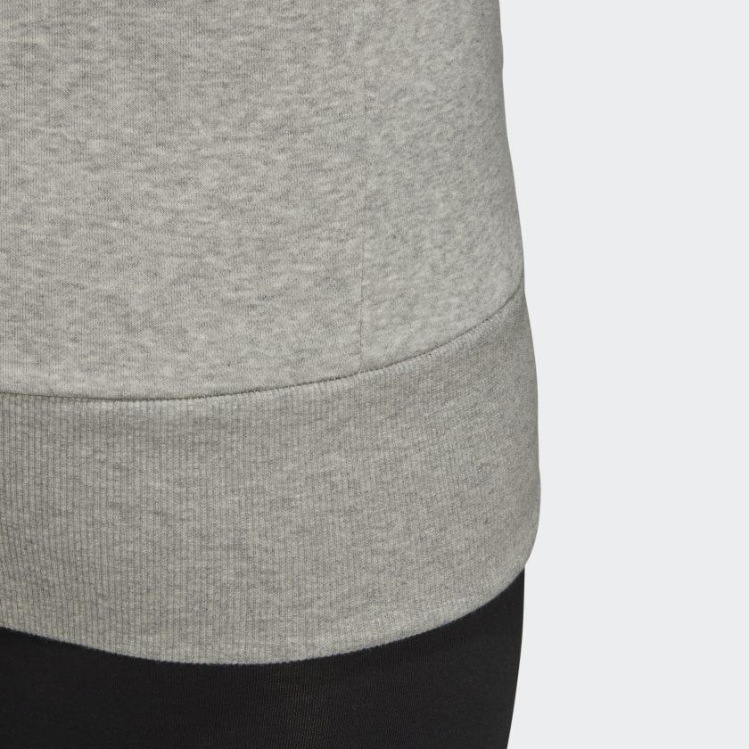 adidas-Badge-of-Sport-Long-Hoodie-Women-039-s thumbnail 25