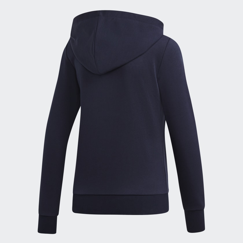adidas-Essentials-Linear-Hoodie-Women-039-s thumbnail 20