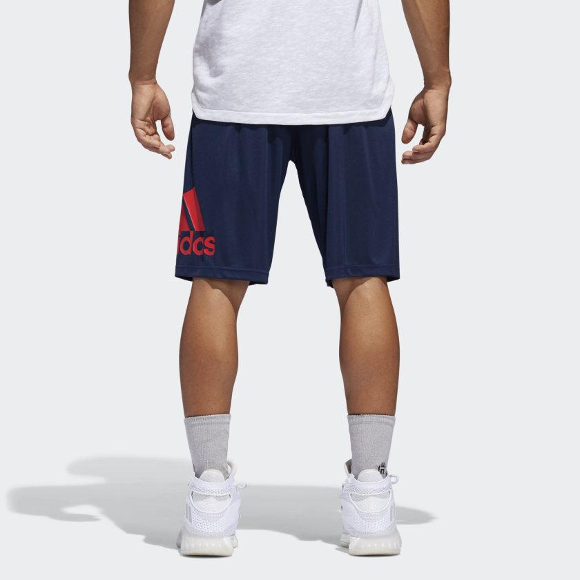 adidas-Crazylight-Shorts-Men-039-s thumbnail 6