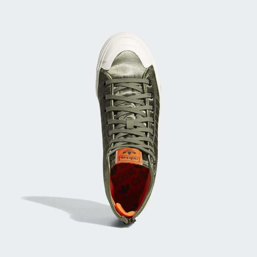 thumbnail 9 - adidas-Originals-Nizza-Hi-RF-Shoes-Men-039-s