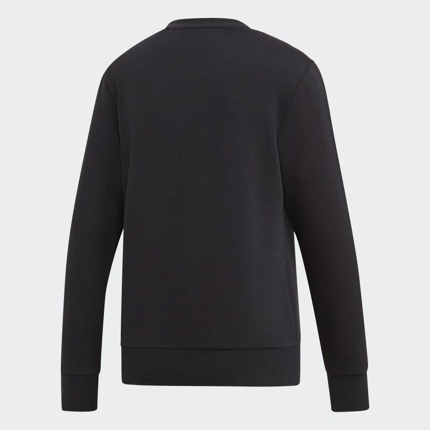adidas-Essentials-3-Stripes-Sweatshirt-Women-039-s thumbnail 11