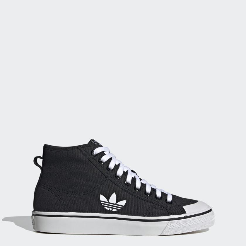 adidas-Originals-Nizza-Hi-Shoes-Men-039-s thumbnail 17