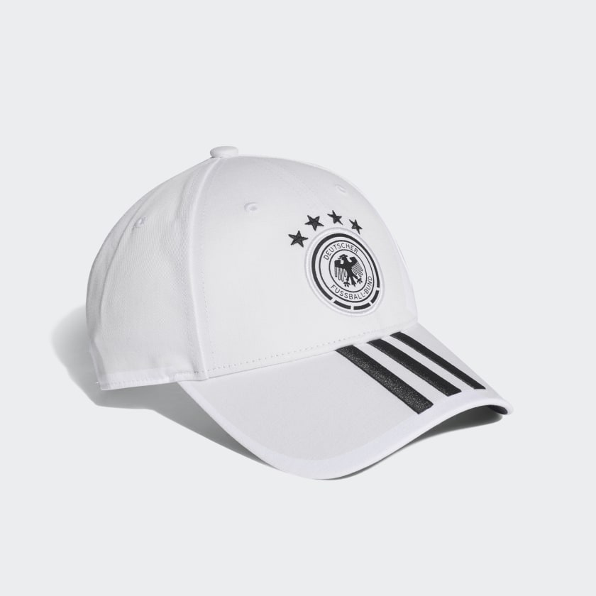 Gorra Germany 3-Stripes 2018