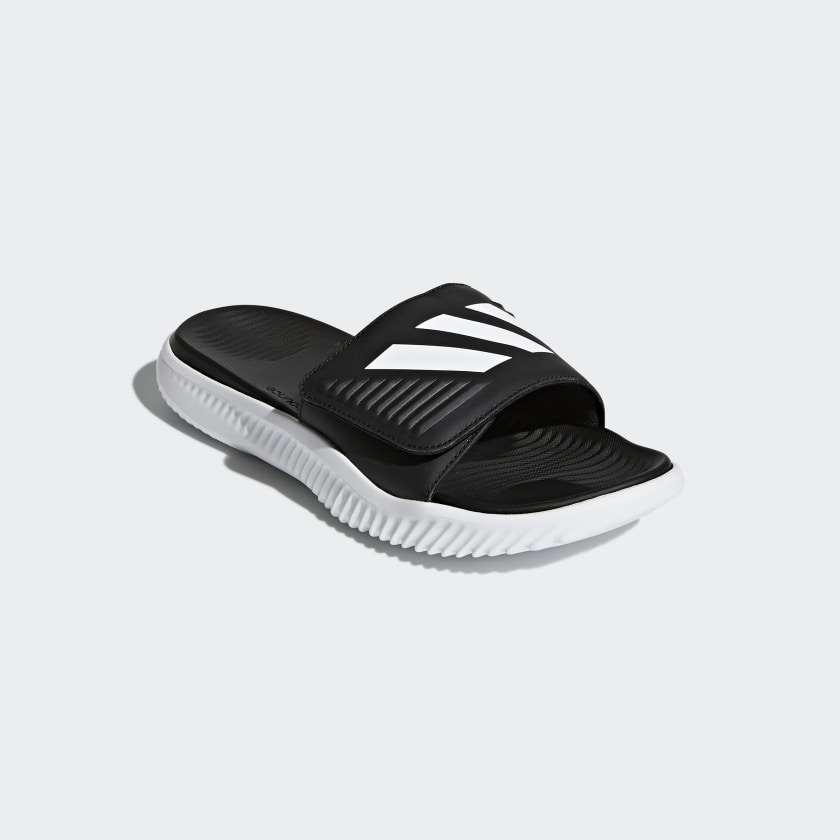 adidas-Alphabounce-Basketball-Slides-Men-039-s thumbnail 17