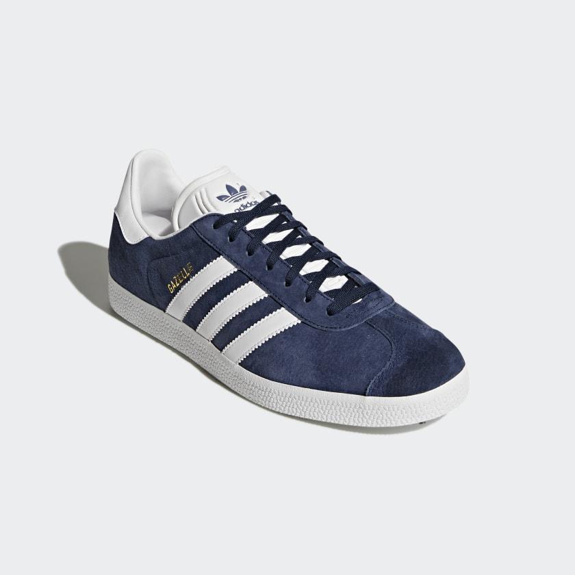 various colors 21f54 8f200 ... reduced adidas gazelle sko blå adidas denmark 6236b 134ca