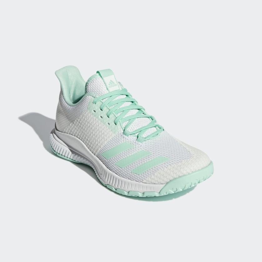 adidas Obuv Crazyflight Bounce 2.0 - bílá  1dbabe38ae