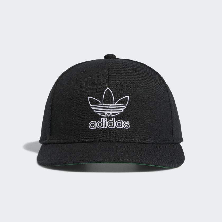 adidas-Originals-Signature-Outline-Snapback-Hat-Men-039-s thumbnail 10