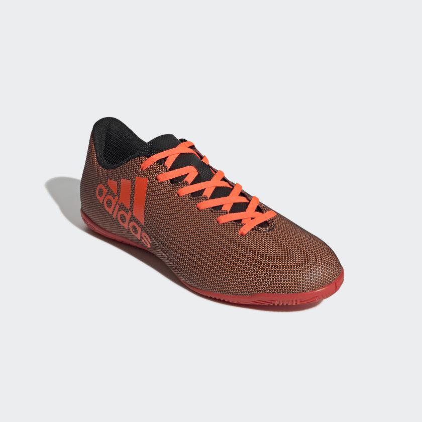 Chuteira X 17.4 Futsal - Preto adidas  91439784f437f
