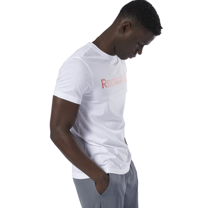 Reebok-Men-039-s-Linear-Read-Tee thumbnail 35