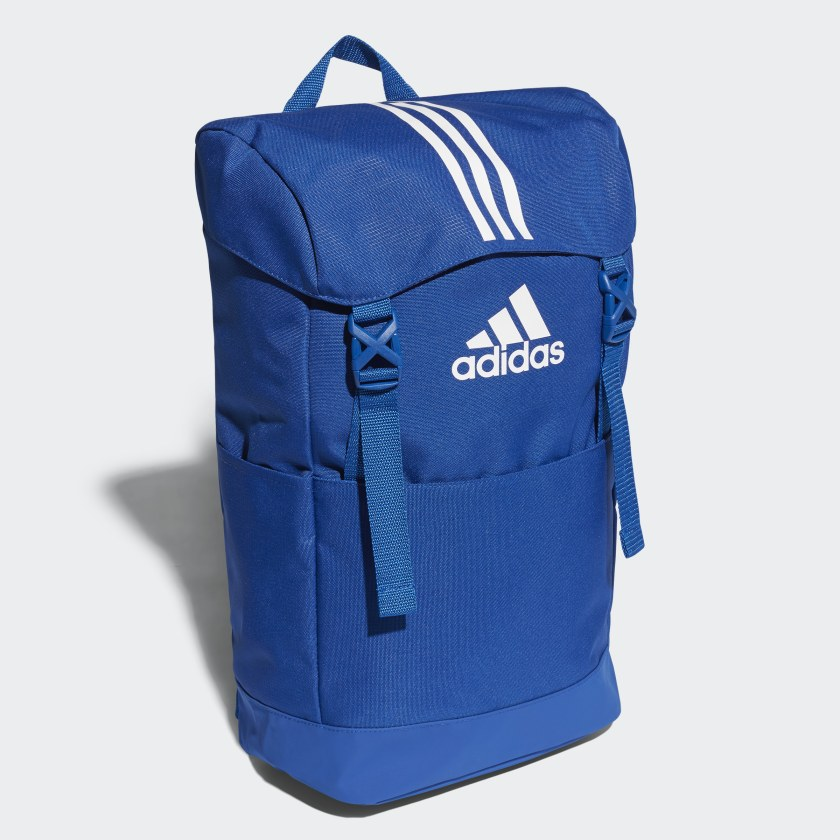adidas 3-Stripes Backpack - Blue  84f288dc6