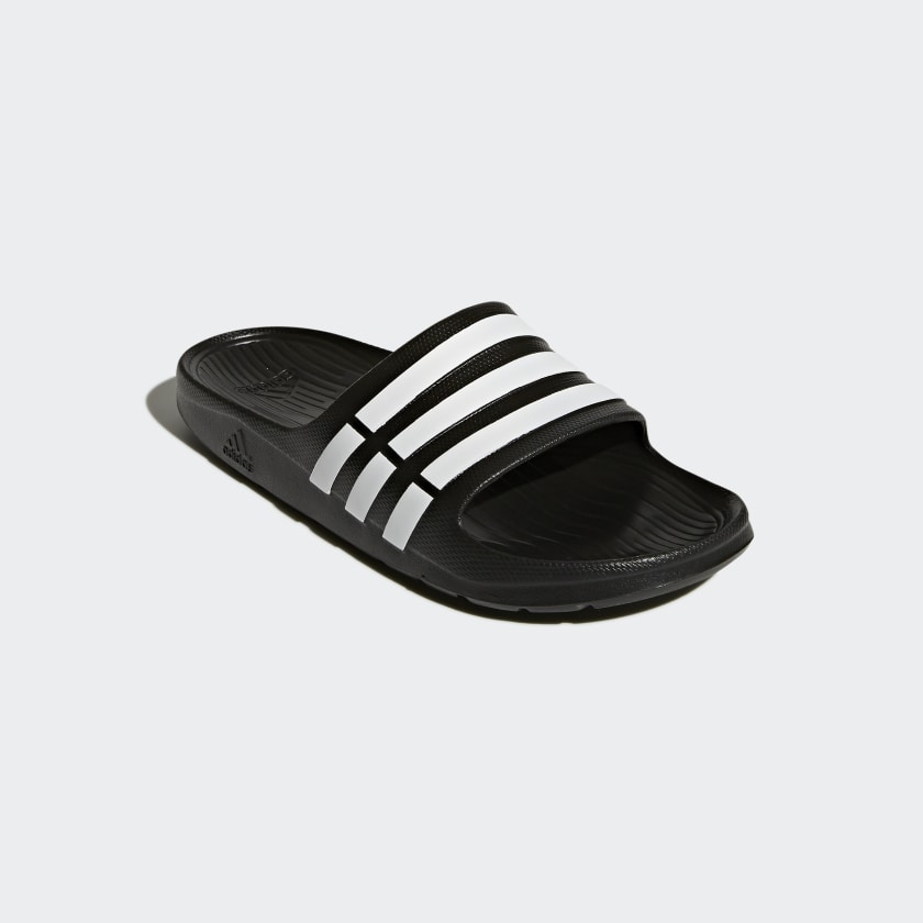 adidas-Duramo-Slides-Men-039-s thumbnail 11