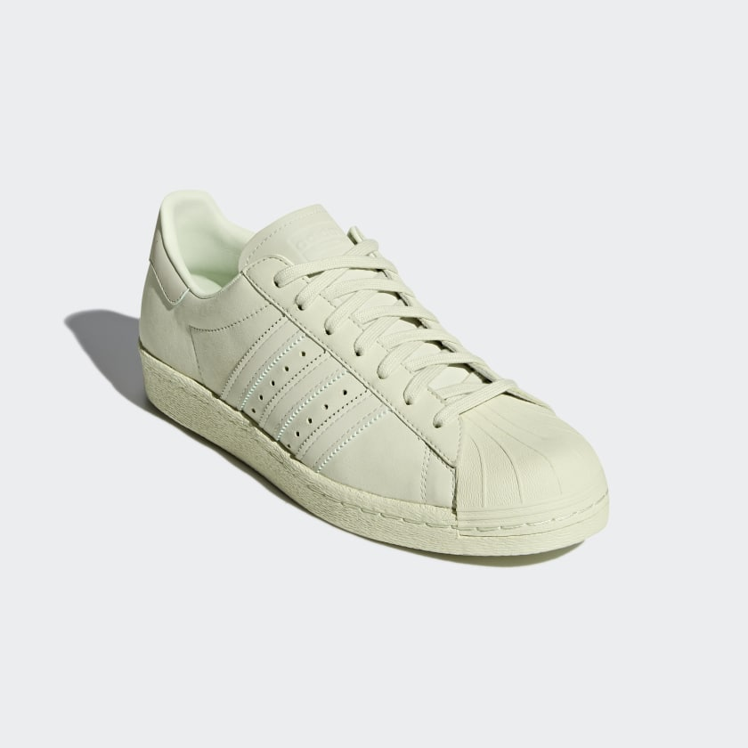 adidas Superstar 80s Schuh - grün   adidas Deutschland 41540961c9