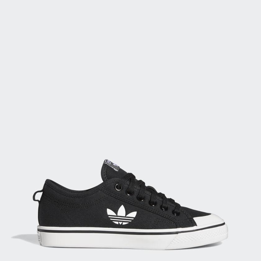 adidas-Originals-Nizza-Trefoil-Shoes-Women-039-s thumbnail 11