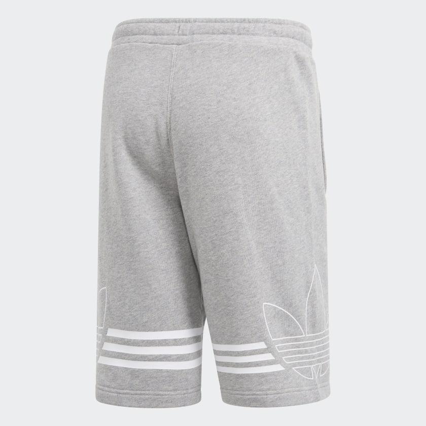 adidas-Originals-Outline-Shorts-Men-039-s thumbnail 11