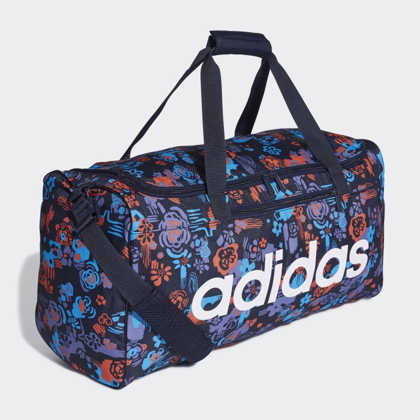 Linear Core Graphic Duffel Bag