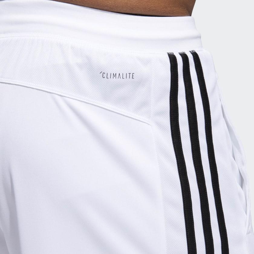 adidas-D2M-3-Stripes-Shorts-Men-039-s thumbnail 14