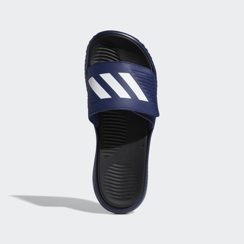 adidas-Alphabounce-Basketball-Slides-Men-039-s thumbnail 20