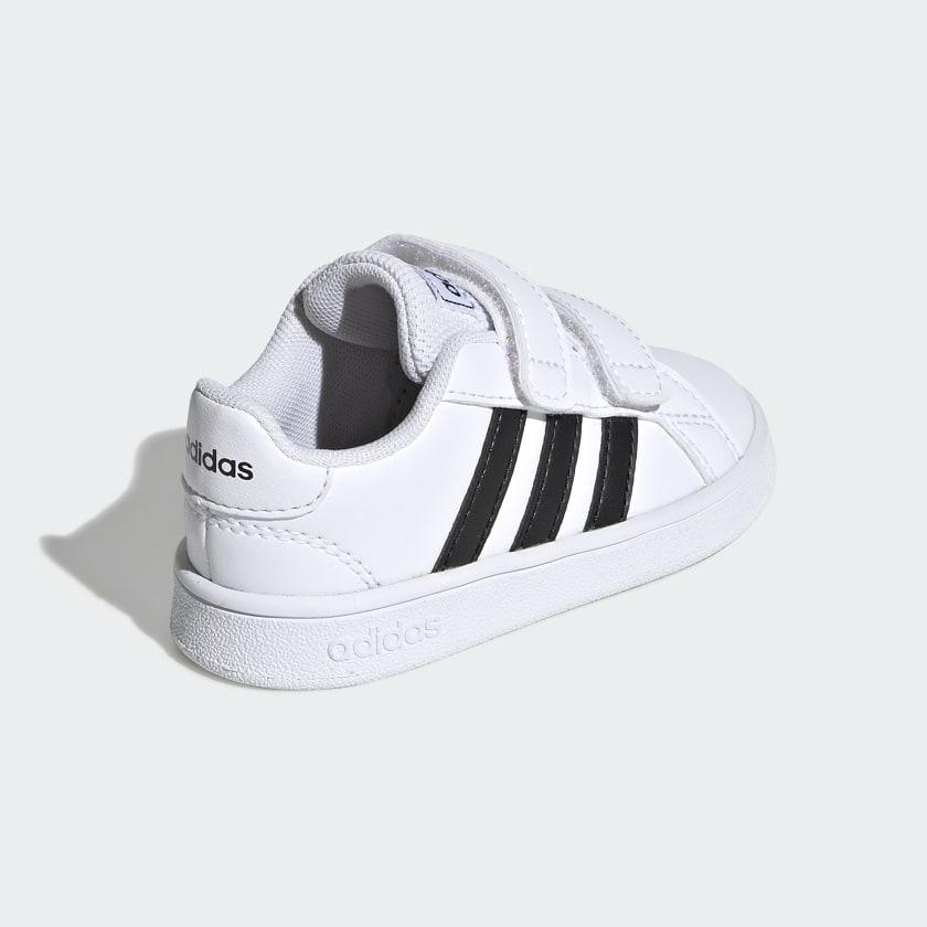 adidas-Grand-Court-Shoes-Kids-039 thumbnail 21