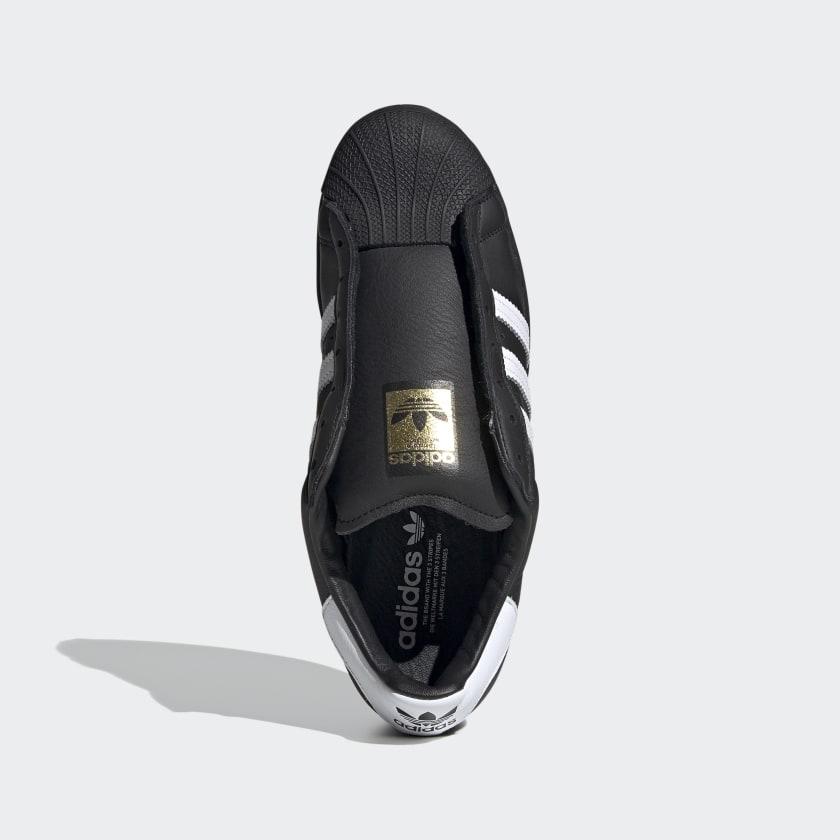 adidas-Originals-Superstar-Laceless-Shoes-Men-039-s thumbnail 19