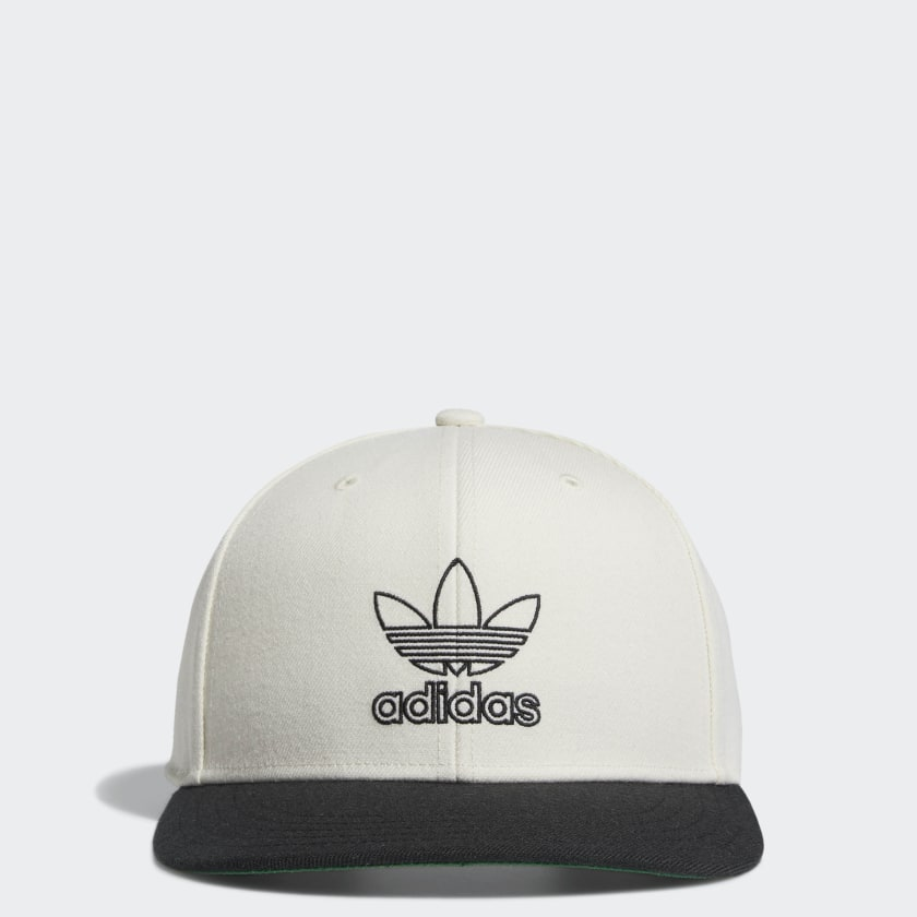 adidas-Originals-Signature-Outline-Snapback-Hat-Men-039-s thumbnail 18