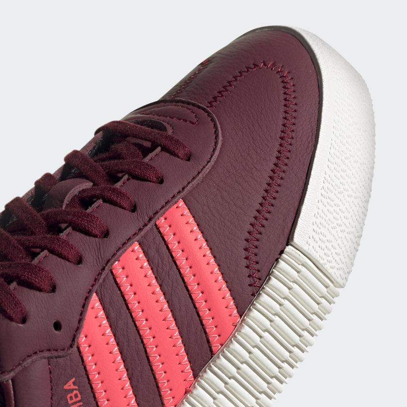 adidas-Originals-SAMBAROSE-Shoes-Women-039-s thumbnail 25