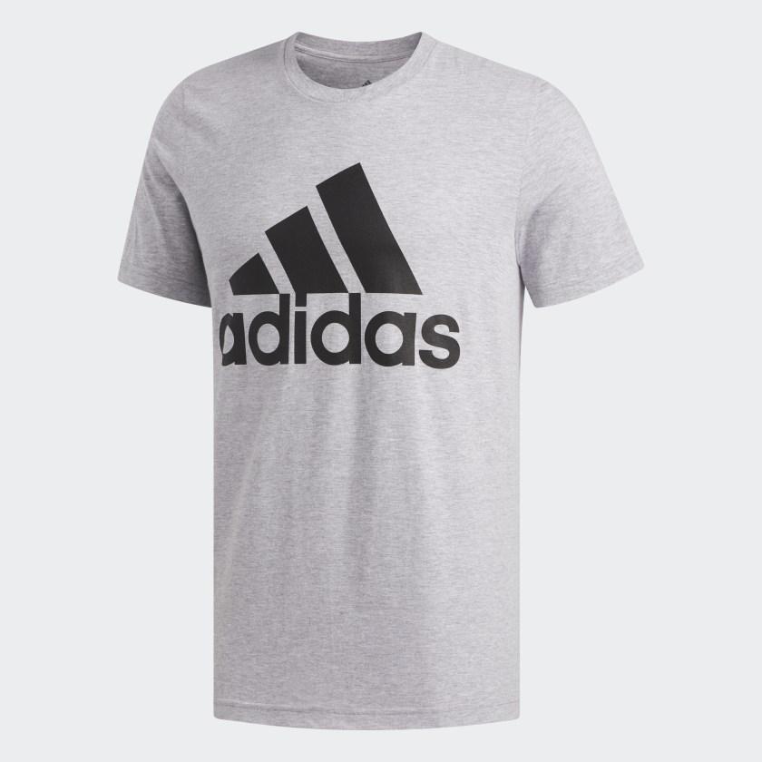 adidas-Badge-of-Sport-Tee-Men-039-s thumbnail 29
