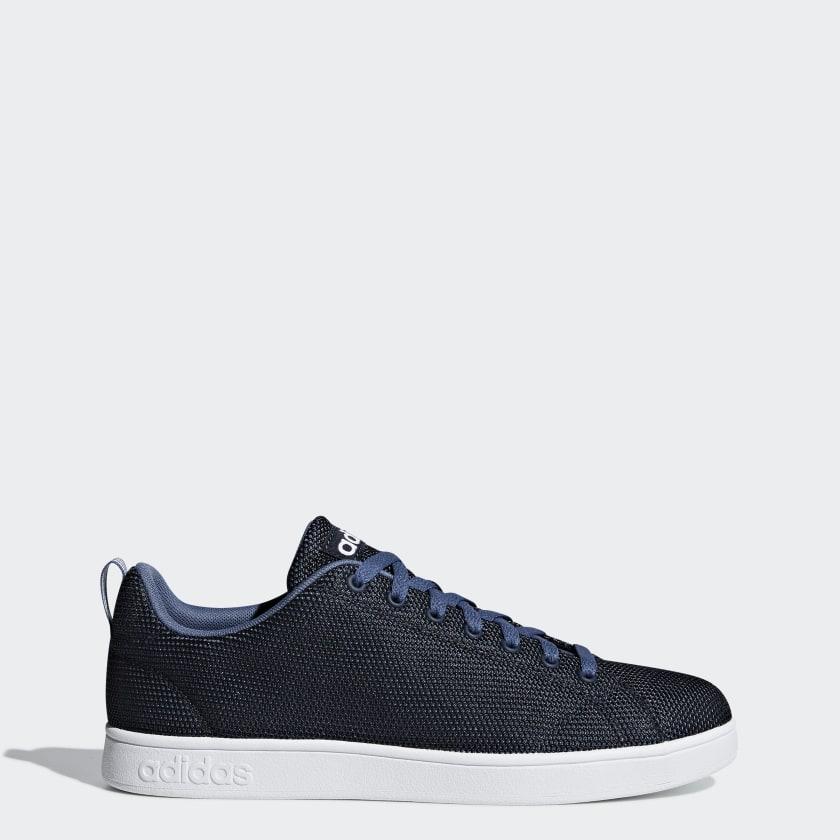 adidas-VS-Advantage-Clean-Shoes-Men-039-s thumbnail 20